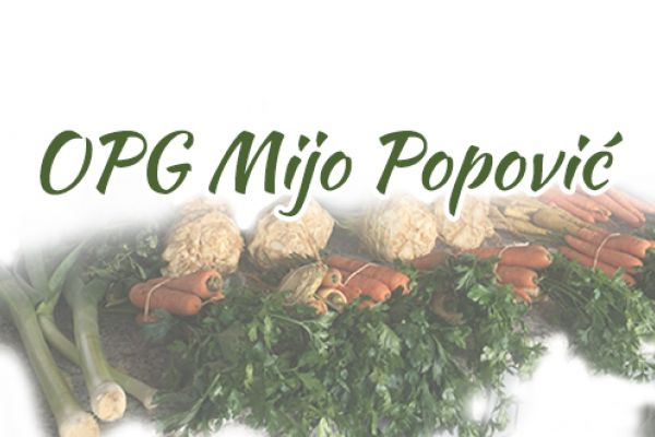 OPG Mijo Popović