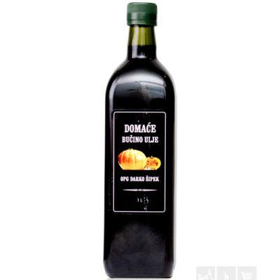 Domaće bučino ulje 1l