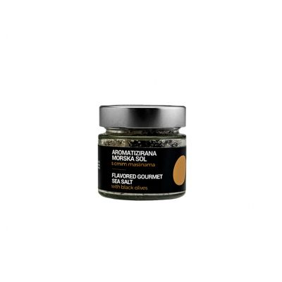 Morska sol s crnim maslinama 110g
