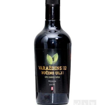 Varaždinsko bučino ulje 500 ml