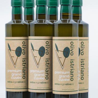 Olivo Istriano 12x0,75 L Premium Grand Cuvée