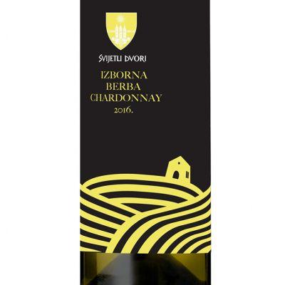 Izborna berba Chardonnay