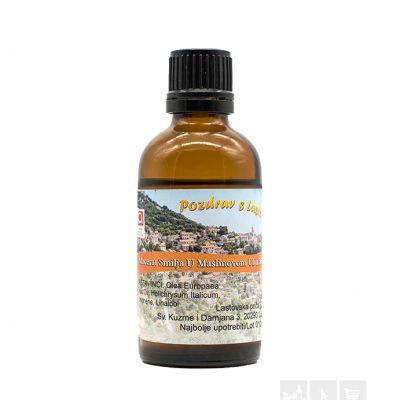 Macerat smilja u maslinovom ulju