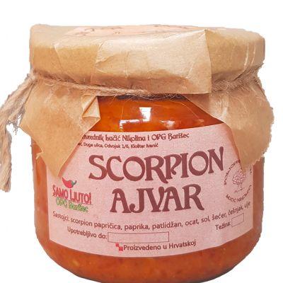 Scorpion ajvar ljuti