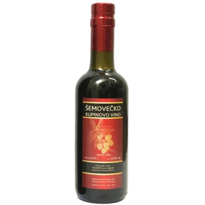 Kupinovo vino 375 ml