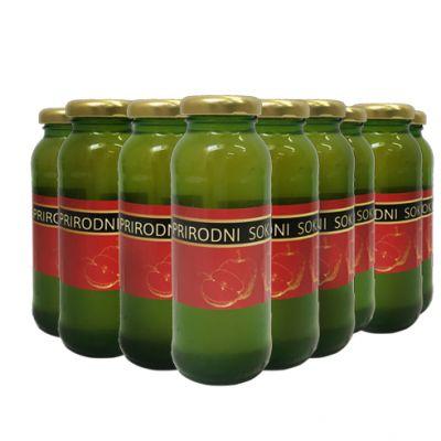 Sok od jabuke 100% prirodni 200 ml (12 kom)