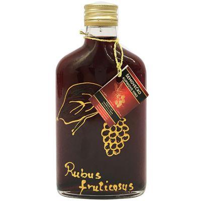 Kupinovo vino 195 ml ručno oslikana boca