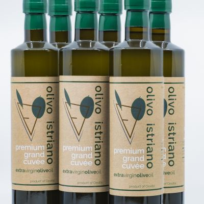 Olivo Istriano Premium 12x0,25 L Grand Cuvée