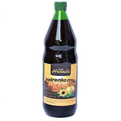 Podravsko crno Bučino ulje 1L