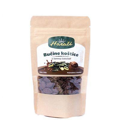 Bučine koštice (Crna čokolada) 100g