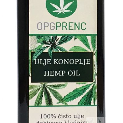 Ulje konoplje 250 ml