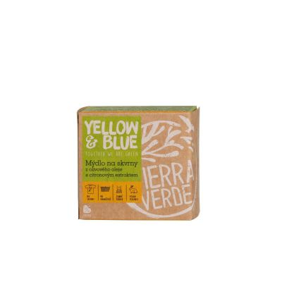 Sapun za mrlje od maslinovog ulja s ekstraktom limuna 200 g