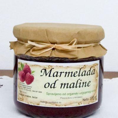 Marmelada od malina 330g