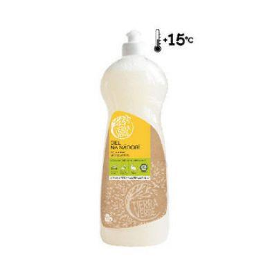 Gel za ručno pranje posuđa s BIO esencijalnim uljem limuna, 1 l