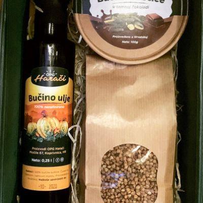 Poklon paket Harači I