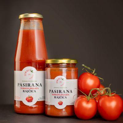 Pasirana rajčica 700 ml