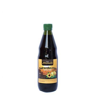 Podravsko crno Bučino ulje 500ml