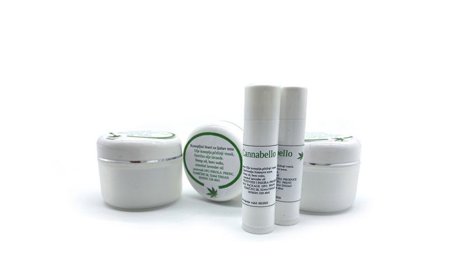 Nagradni natječaj - Prirodna kozmetika na bazi konoplje